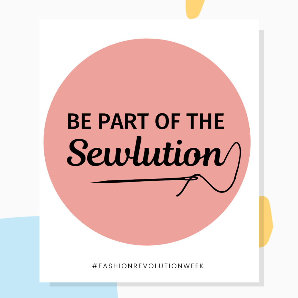 Be Part of the Sewlution!