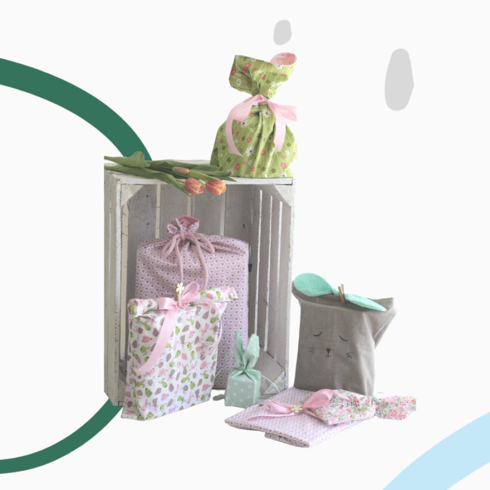 Geschenke verpacken – persönlich und nachhaltig